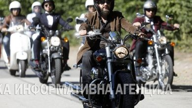 Photo of The Distinguished Gentleman's Ride