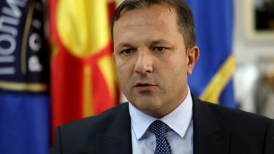 Photo of PM Spasovski offers condolences to Ukraine's Honcharuk after Tehran plane crash