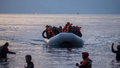 Photo of Seven people drown, 12 rescued as Greece grapples with migrant influx