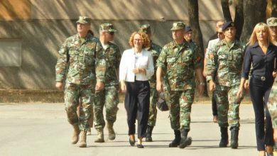Photo of Shekerinska says country ambitious to join biggest military-political alliance
