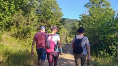 Photo of Foreigners in Ohrid seek active vacations, admire Galichica
