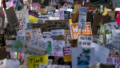 Photo of Youth climate protests spread across the globe