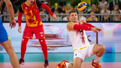 Photo of Macedonian volleyball team edges closer to Euro next round after beating Slovenia