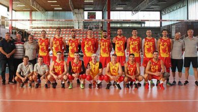 Photo of Men's volleyball team loses in first-ever Euro match