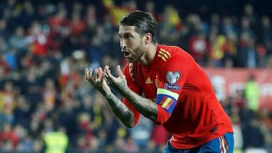 Photo of Ramos misses twice from the spot as Spain knocked off NL top spot