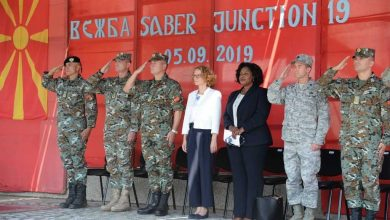 Photo of 140 Macedonian soldiers to be part of Saber Junction 19 exercise