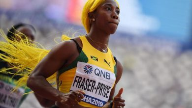 Photo of Super-mums Fraser-Pryce and Felix get Doha worlds golds