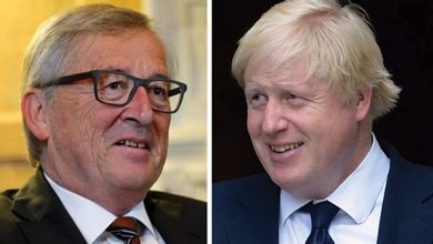 Photo of Johnson 'optimistic' on Brexit deal ahead of talks with EU's Juncker