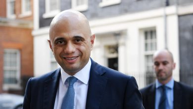 Photo of Britain's finance minister Sajid Javid resigns in blow to Johnson