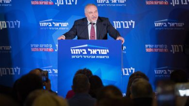 Photo of KingmakerLiberman: Wide national unity government is only option