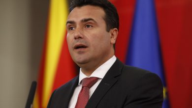 Photo of Zaev, Shekerinska visit Sweden