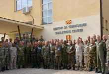 Photo of In peacekeeping simulation, army planners tackle Averna ethnic crisis