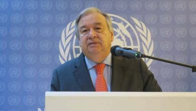 Photo of UN chief Guterres launches global human rights action plan