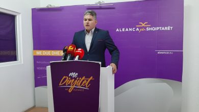 Photo of Alliance for Albanians: Snap election is good news