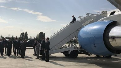 Photo of Pence, Pompeo arrive in Turkey for tough talks on Syria ceasefire