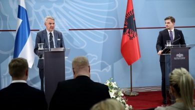Photo of Haavisto: We support the start of EU accession talks with North Macedonia and Albania