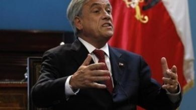 Photo of Chilean president seeks cabinet shake-up following mass protests