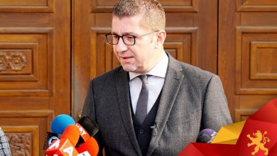 Photo of Mickoski: EU full-fledged membership is VMRO-DPMNE's strategic goal