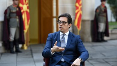 Photo of Pendarovski: We wouldn't even think of being contented with European Economic Area membership