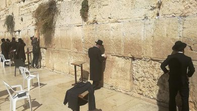 Photo of Israel's Wailing Wall – a 2000-year-old place to pray