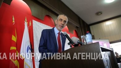 Photo of Jazbec: Slovenia strongly supports your country's EU integration