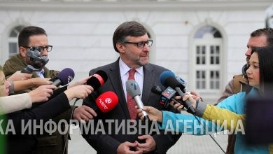 Photo of Palmer: US, EU working on W. Balkans to join bloc