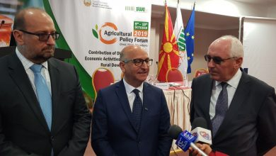 Photo of Dimkovski: Regional connectivity for easier market access of agricultural and food products