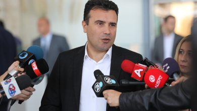 Photo of Zaev: Laws will be adopted, Parliament dissolved, snap election held on April 12
