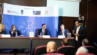 Photo of Shtip hosts discussion on North Macedonia's role in NATO