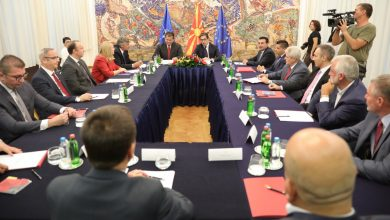 Photo of Zaev: Snap election to be held on April 12, 2020