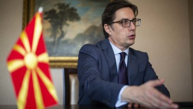 Photo of Give North Macedonia a chance, Pendarovski urges EU