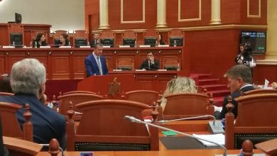 Photo of MP Sterjovski calls for prompt ratification of culture agreement in Albanian Parliament