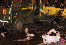 Photo of At least 30 killed in Congo bus crash