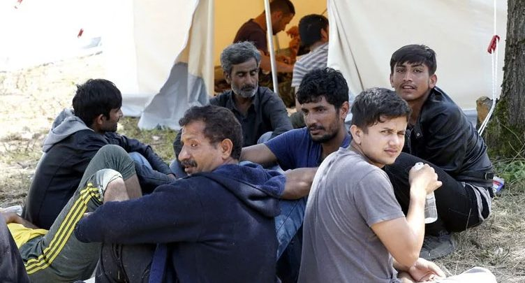 Photo of Police find 33 migrants in village near Strumica
