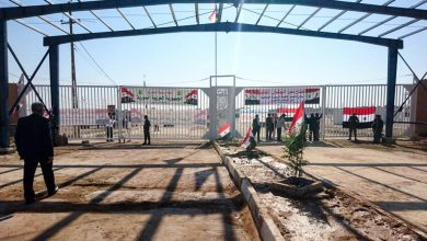 Photo of Iraq and Syria reopen key border crossing