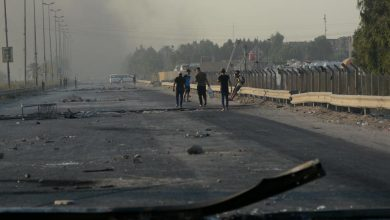 Photo of At least 93 killed in anti-government protests in Iraq