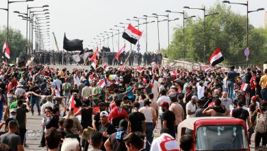 Photo of Witnesses: 17 killed in anti-government protests in Iraqi city