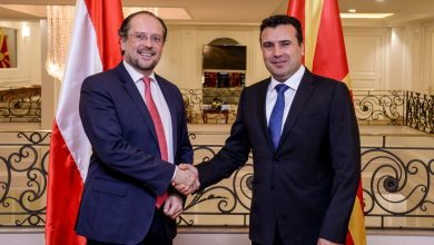 Photo of Austria strongly supports start of EU negotiations with North Macedonia