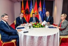 Photo of Western Balkan leaders meet in Ohrid to discuss regional cooperation