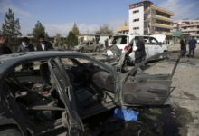 Photo of At least seven killed in Kabul car bombing