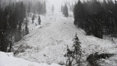 Photo of Snow and rain cause winter chaos in parts of Austria