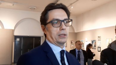 Photo of Pendarovski: Regardless of accession methodology, we want to know when we'll open entry talks