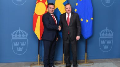 Photo of PM Löfven: Sweden strongly supports country's EU integration bid