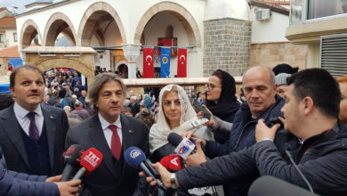 Photo of Ohrid's Ali Pasha Mosque opens after reconstruction