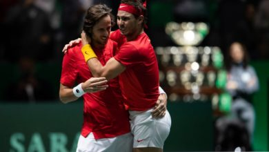 Photo of Spain winDavisCupwith victory over Canada