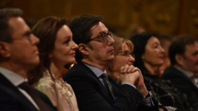 Photo of Pendarovski: Countries thrive when people with disabilities are integrated