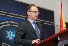 Photo of Maas: No one in EU brings into question North Macedonia's accession perspective