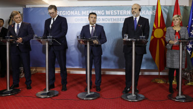 Photo of Ohrid summit: W. Balkans will be better place to live, important factor in Europe