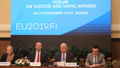 Photo of EU-Western Balkans Ministerial Forum on Justice and Foreign Affairs