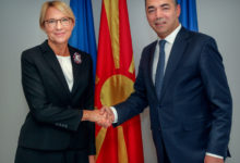 Photo of Dimitrov expects Latvia, Luxembourg, Ireland to continue supporting North Macedonia's EU integration process